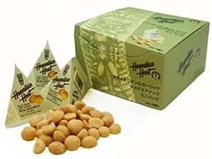 ハワイアンホースト マウイオニオン&ガーリックマカデミアナッツ ミニパック (14g×10袋)