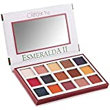 BEAUTY CREATIONS Esmeralda II 15 Color Eyeshadow Palette (並行輸入品)