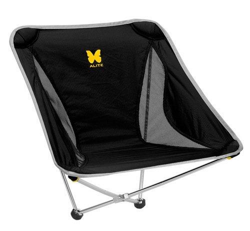 ALITE(エーライト) チェア Monarch Chair モナークチェア ブラック YN21300 K