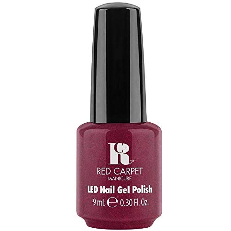 優雅掃く敬の念Red Carpet Manicure - LED Nail Gel Polish - Fu-You, I Do! - 0.3oz / 9ml
