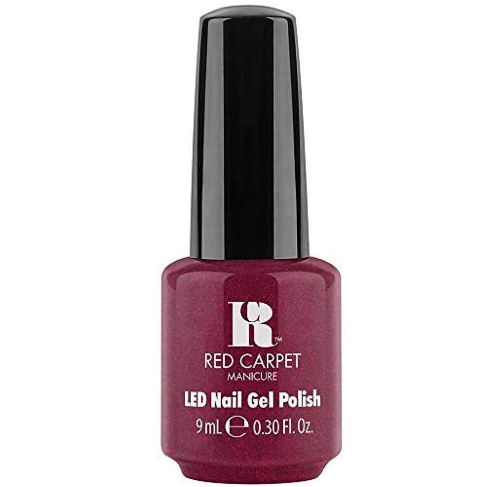 パネル上がる眩惑するRed Carpet Manicure - LED Nail Gel Polish - Fu-You, I Do! - 0.3oz / 9ml