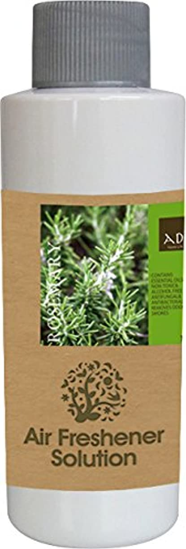 エアーフレッシュナー 芳香剤 アロマ ソリューション ローズマリー 120ml