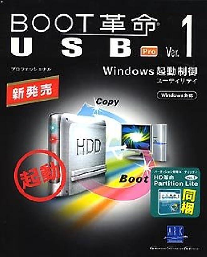 ブロッサム遮る後BOOT革命/USB Ver.1 Pro