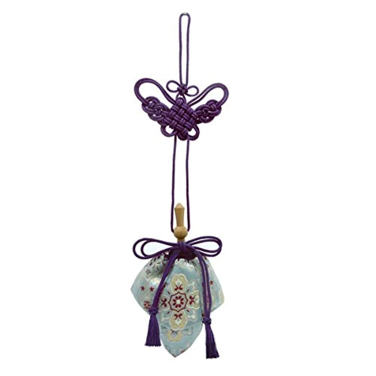 ルネッサンスベスト全滅させる訶梨勒 極品 桐箱入 花紋 (紫紐)