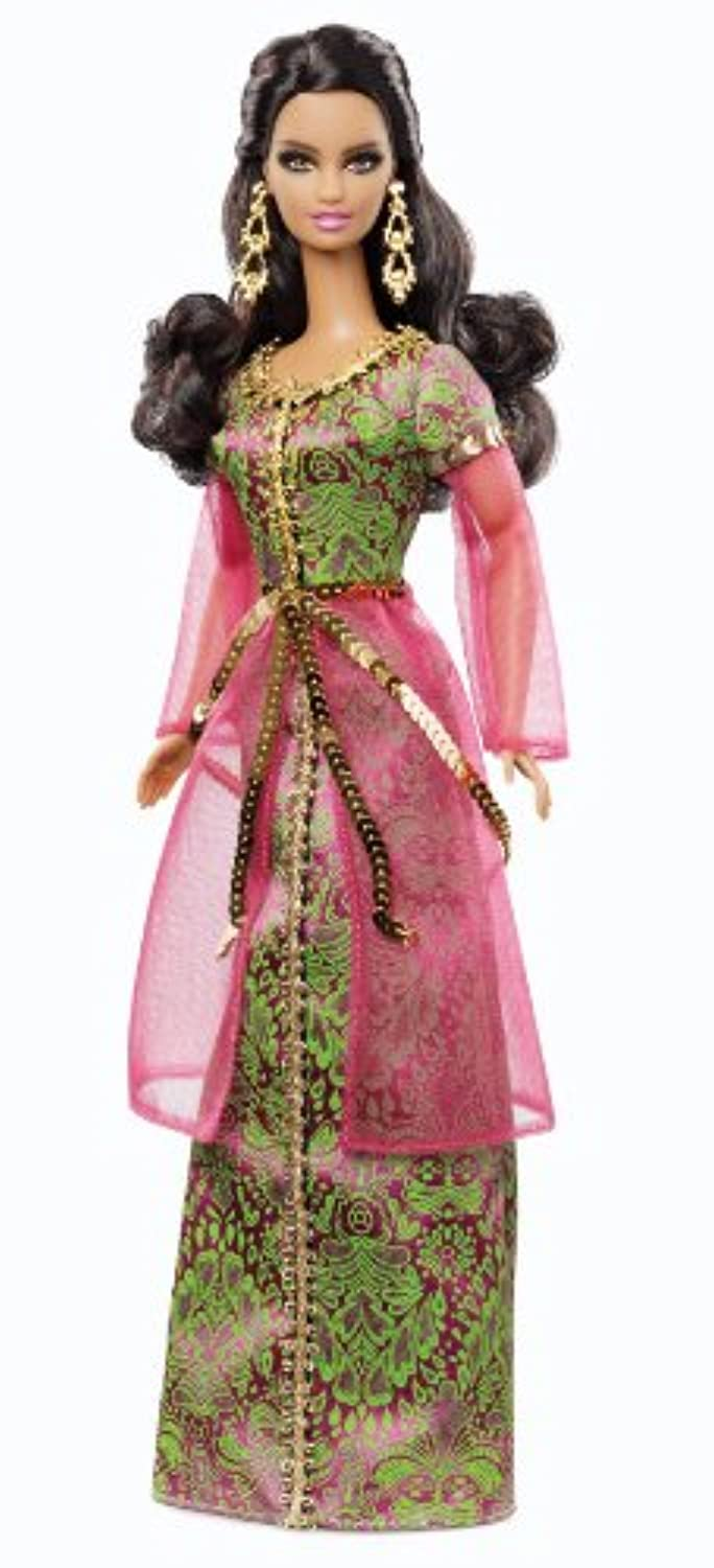 Barbie Dolls of The World Morocco Doll