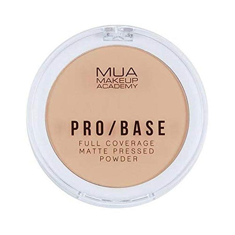 アンテナ油オフェンス[MUA] Muaプロ/ベースのフルカバレッジマットパウダー#130 - MUA Pro/Base Full Coverage Matte Powder #130 [並行輸入品]