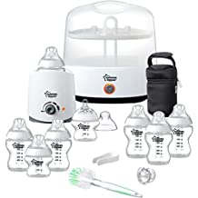 TOMMEE TIPPEE Essential Starter Kit, White