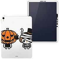 igsticker iPad Pro 11 inch インチ 対応 apple iPad Pro11 シール アップル アイパッド A1934 A1979 A1980 A2013 iPadPro11 全面スキンシール フル 背面 側面 正面 液晶 タブレットケース ステッカー タブレット 保護シール 人気 ハロウィン キャラクター 003313
