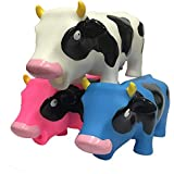 Animolds Squeeze Me Cow assorted Toy, 22cm