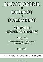 Humeur-kuttenberg (Encyclopédie De Diderot Et D'alembert)