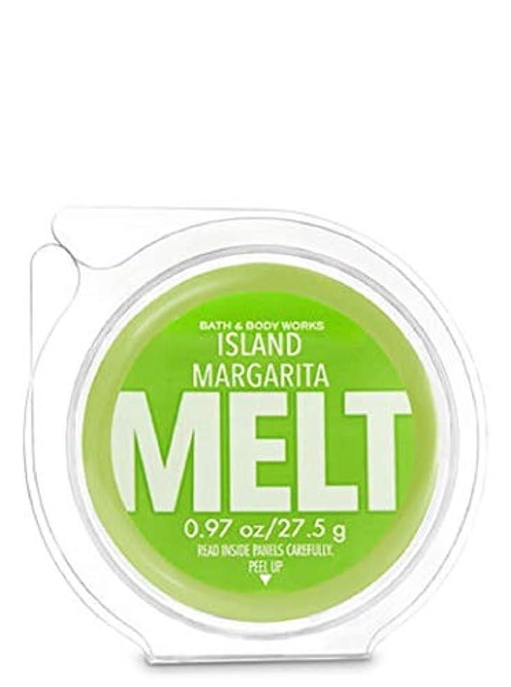 経過信念貫通する【Bath&Body Works/バス&ボディワークス】 フレグランスメルト タルト ワックスポプリ アイランドマルガリータ Wax Fragrance Melt Island Margarita 0.97oz / 27.5g