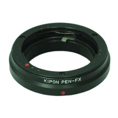 KIPON マウント変換アダプター PEN-FX オリンパスPEN Fマウントレンズ - 富士フィルムXマウントボディ用 013328 PEN-FX