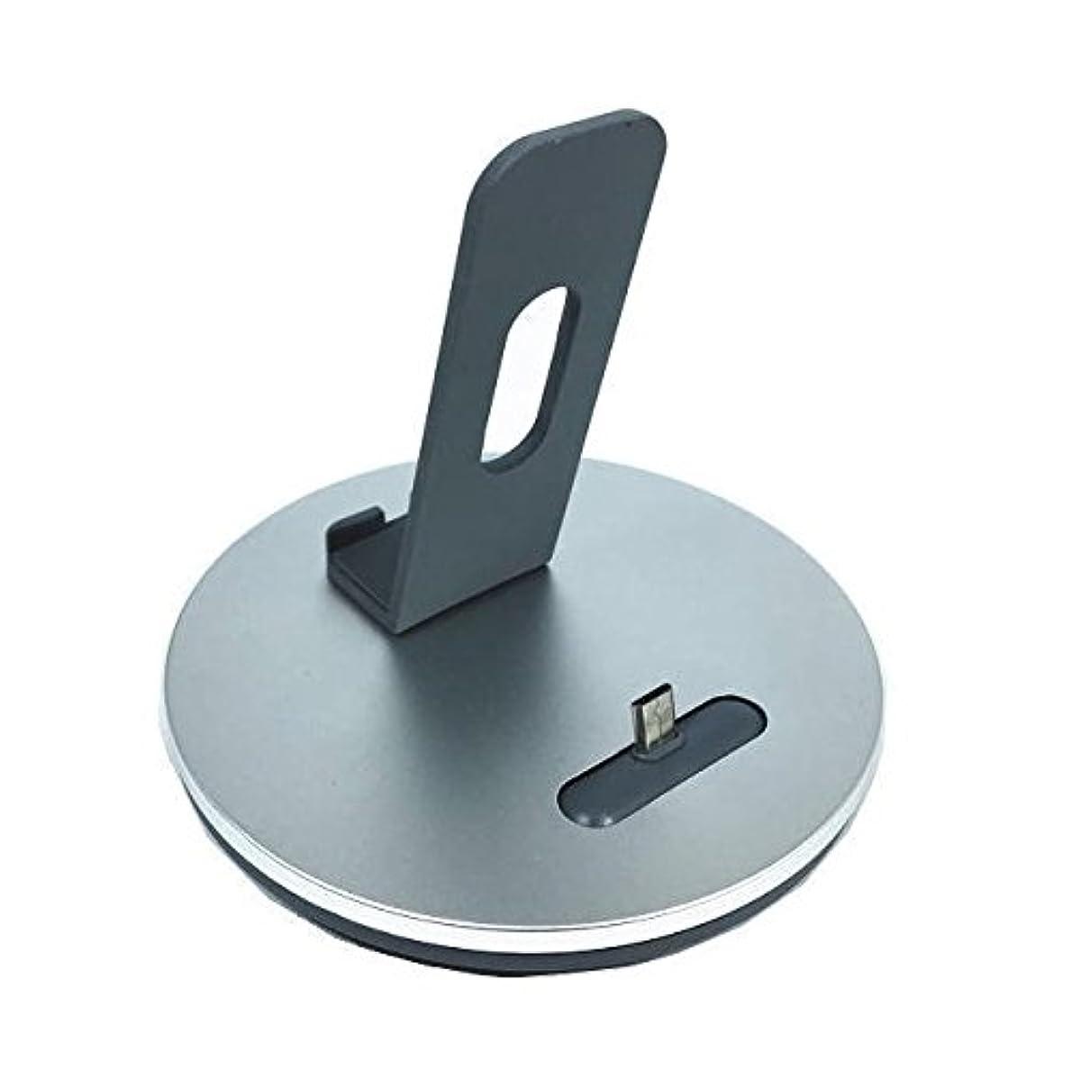 交通滑り台トマトiQOS アイコス microUSB 充電スタンド デスクや自宅で充電! Androidも対応!