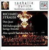 R.シュトラウス:ツァラトゥストラはかく語りき、ドン・ファン&ティル