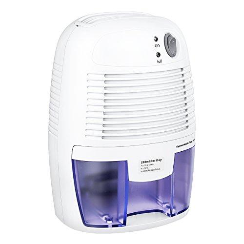 Qtuo 除湿機 衣類乾燥除湿器 コンパクト 小型 部屋干し...
