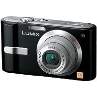 パナソニック デジタルカメラ LUMIX (ルミックス) DMC-FS2 ブラック