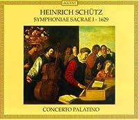 Symphonaie Sacrae 1