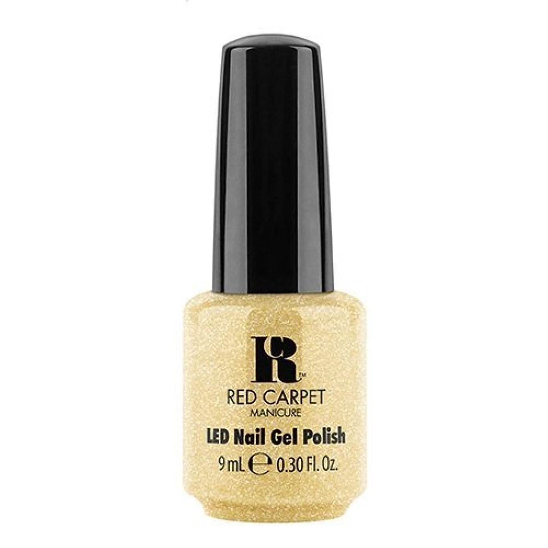 引き金早熟鳴らすRed Carpet Manicure - LED Nail Gel Polish - Nice Nunchucks - 0.3oz / 9ml
