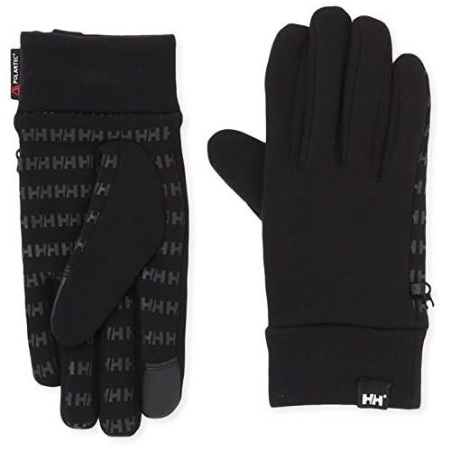 (ヘリーハンセン)HELLY HANSEN Power Stretch Pannel Glove HOA91350 K ブラック L