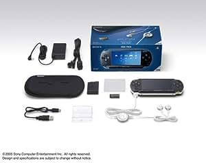 PSP「プレイステーション・ポータブル」ギガパック(PSP-1000G1)【メーカー生産終了】