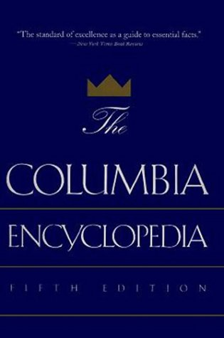 Download The Columbia Encyclopedia 039562438X