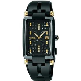 WIRED X. (ワイアードエックスドット) 腕時計 3針カレンダーモデル 限定カラーモデル AGAT700 メンズ