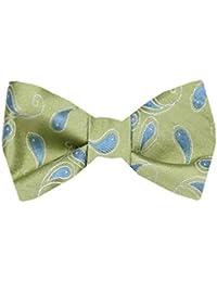 メンズシルクファッションSelf Tie Bow Tie