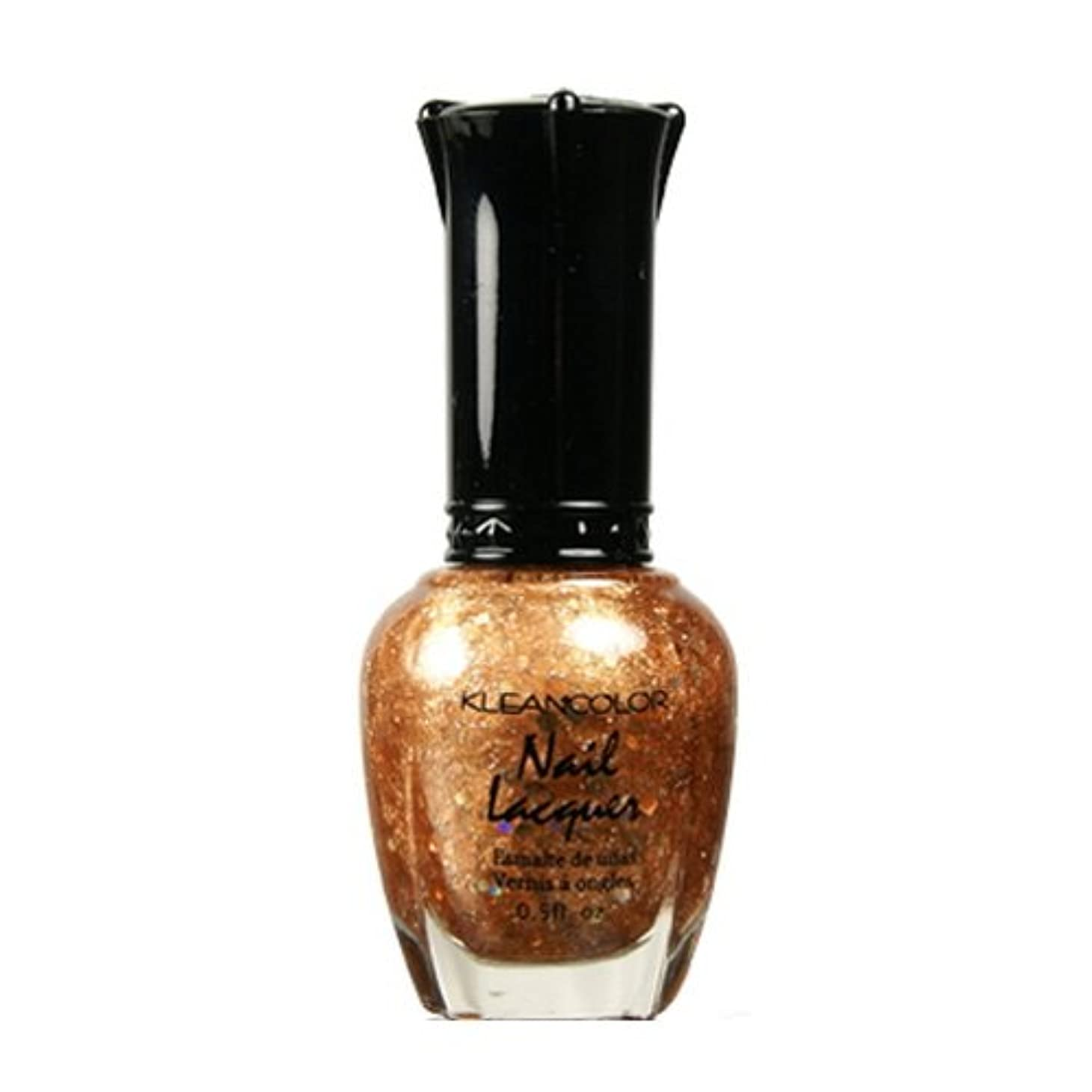 (3 Pack) KLEANCOLOR Nail Lacquer 4 - Go Bunny! (並行輸入品)