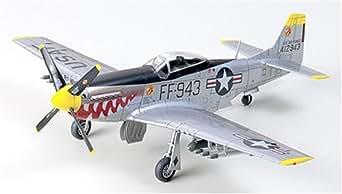 タミヤ 1/72 ウォーバードコレクション No.54 アメリカ陸軍 ノースアメリカン F-51D マスタング 朝鮮戦争仕様 プラモデル 60754