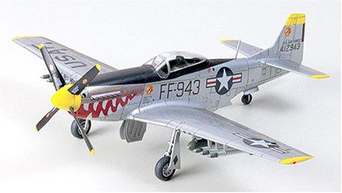 1/72 ウォーバードコレクション WB-54 F-51D マスタング