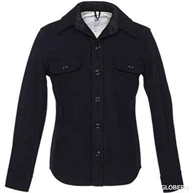 24 oz. CPO Shirt Jacket 24850-R-P: Yankee Navy