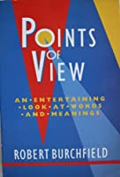 Points of View: Aspects of Present-Day English