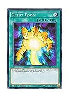 遊戯王 英語版 SDKS-EN024 Silent Doom 黙する死者 (ノーマル) 1st Edition