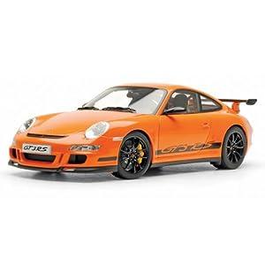 AUTOart 1/12 ポルシェ 911 (997) GT3 RS (オレンジ・ブラック) 完成品