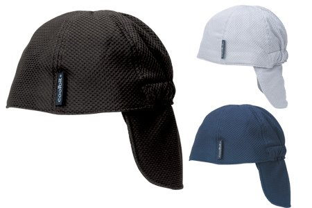 LOGOS(ロゴス) 冷え帽 85100812 1602 85100812.ネイビー