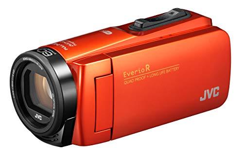 JVCKENWOOD JVC ビデオカメラ Everio R 防水 防塵 Wi-Fi 64GB内蔵メ...