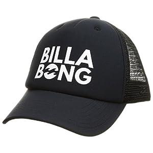 (ビラボン) BILLABONG < レディース > メッシュキャップ (サイズ調整可能) [ AI013-935 / MESH CAP ] 帽子 おしゃれ AI013-935 BLK BLK_ブラック F