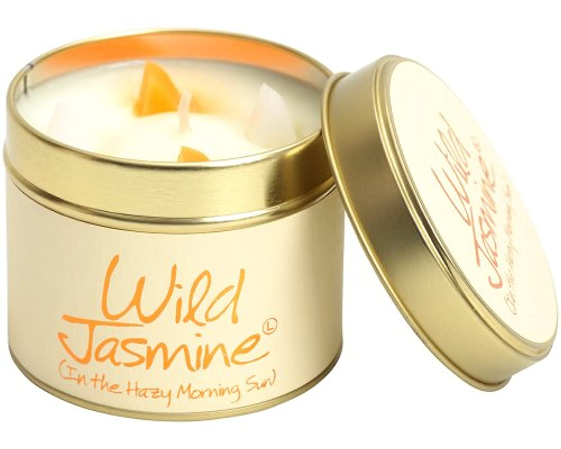 ツイン新着統治するLily Flame キャンドル ワイルドジャスミン