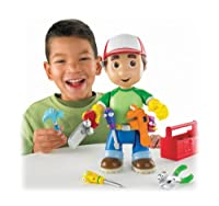 Fisher-Price Disney Let's Get to Work Manny