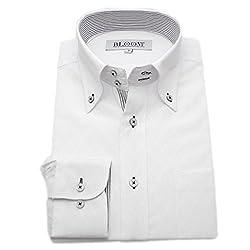 (ブルーム) BLOOM 2017秋冬 オリジナル 長袖 ワイシャツ S M L LL 3L 4L 5L 6L 10柄 形態安定 ボタンダウン