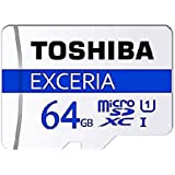 TOSHIBA 東芝 microSDXC 64GB UHS-I 防水 耐X線 超高速 エコパッケージ [並行輸入品]
