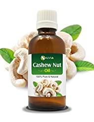 CASHEW NUT OIL (ANACARDIUM OCCIBENTALE) 100% NATURAL PURE CARRIER OIL 50ML