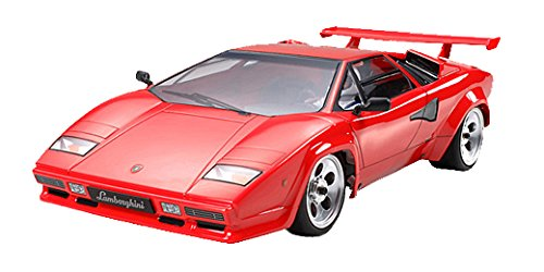 タムテックギア組立てキットシリーズ No.5 タムテックギア 1/12 ランボルギーニ カウンタック LP500S 57105