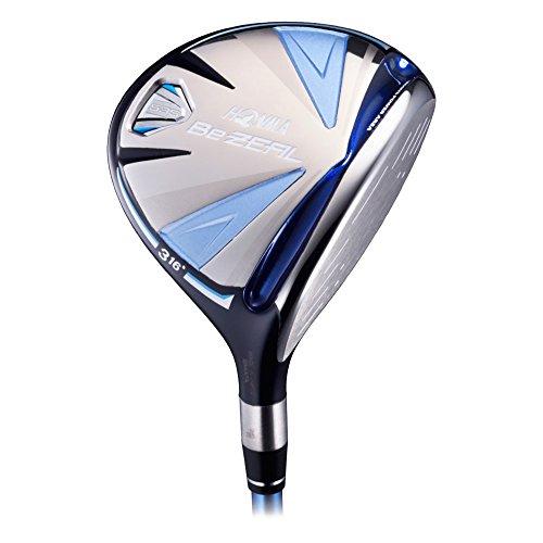 本間ゴルフ フェアウェイウッド レディース Be ZEAL 535 Ladies FW L 7W B07C3K82ZV 1枚目