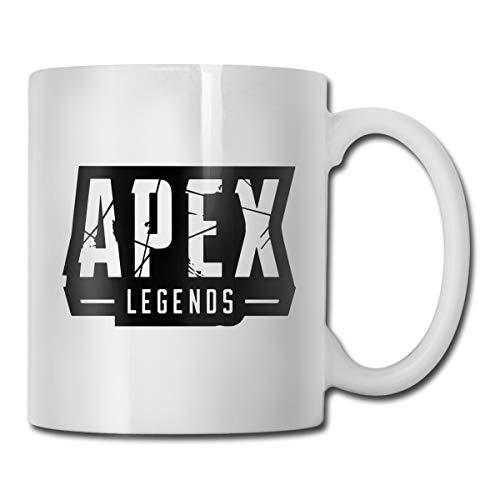 Apex Legends アペックスレジェンド マグカップ マグ 陶器 カップ 直飲み オフィス ミルク 広口タイプ 使いやすい 贈り物 おしゃれ