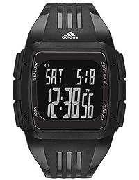 [アディダス] adidas メンズ パフォーマンス デュラモ 多機能デジタル ブラック ADP6090 腕時計 [並行輸入品]