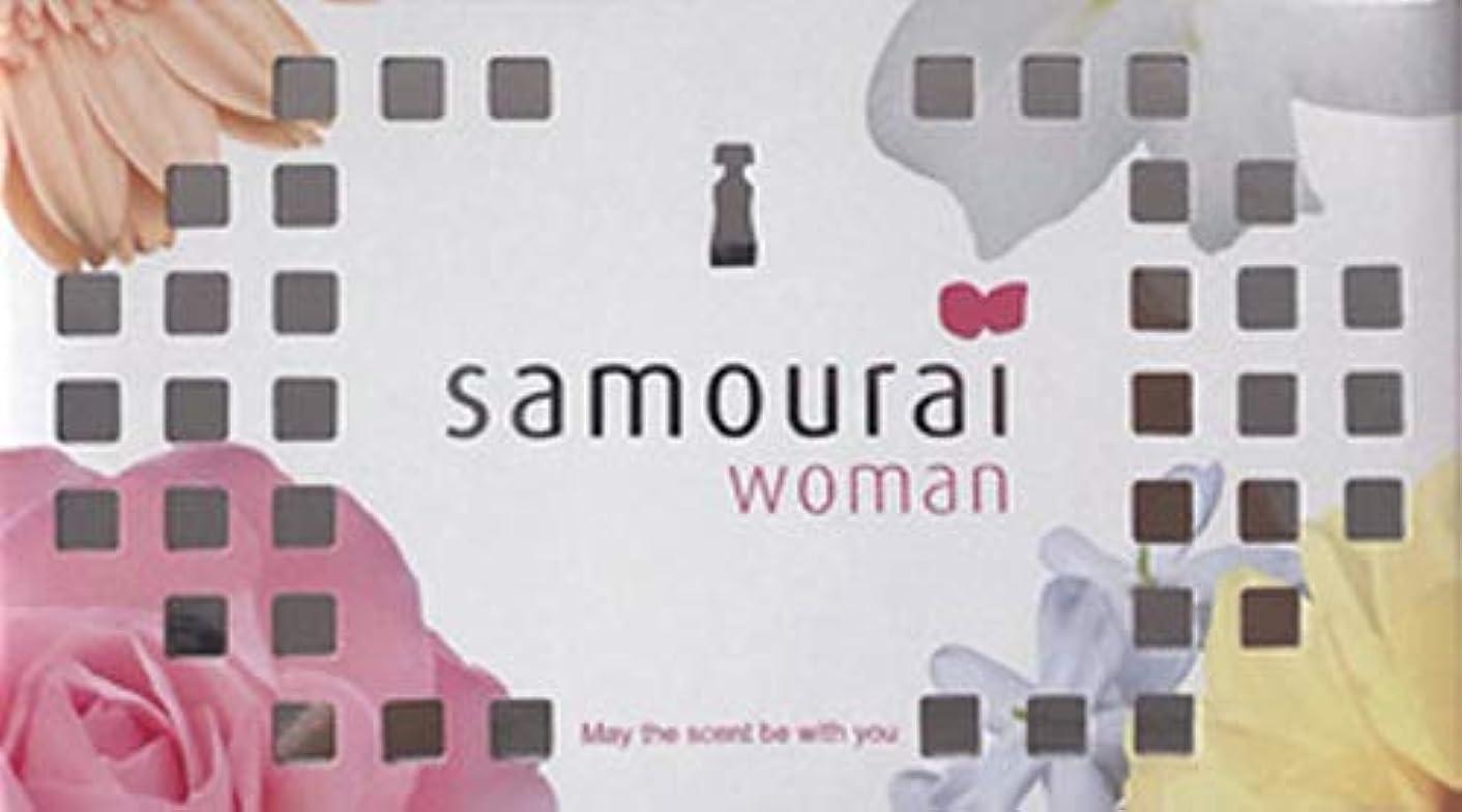 元気なアメリカ冒険家Samourai woman(サムライウーマン) サムライウーマン フレグランス ボックス サムライウーマンの香り 170g