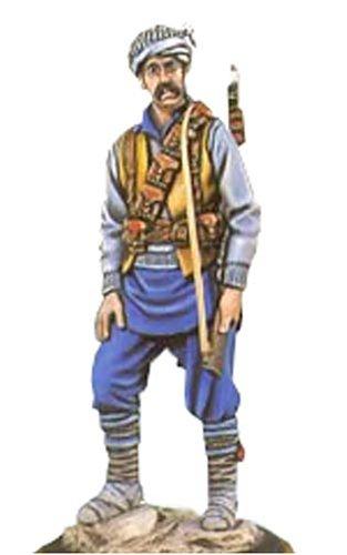 アンドレアミニチュアズ SG-F7 Afghan Guerrilla Fighter (1981)