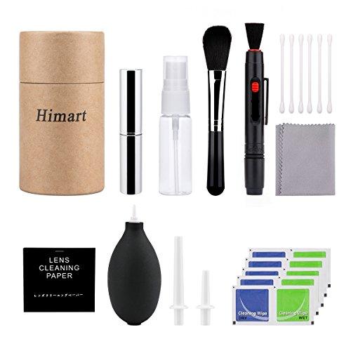 カメラクリーニングキットHimart カメラレンズ クリーナー掃除用品 便利な12点セット一眼レフ