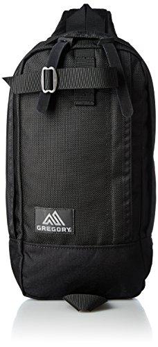 [グレゴリー] スリングバッグ 公式 スウィッチスリング GM74439 ブラックバリスティック(HDナイロン)